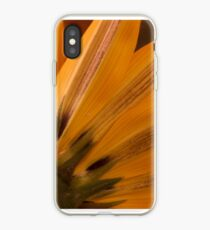 Under The Gazania Petals  iPhone Case