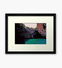 Lake of the Nymphs Framed Print