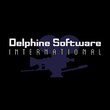 Delphine Software International (big print) by Xiaran