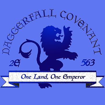 Daggerfall Covenant 2.0 by CrashBdesigN