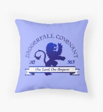 Daggerfall Covenant 2.0 Throw Pillow