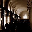 Royal Opera House by Richard Pitman