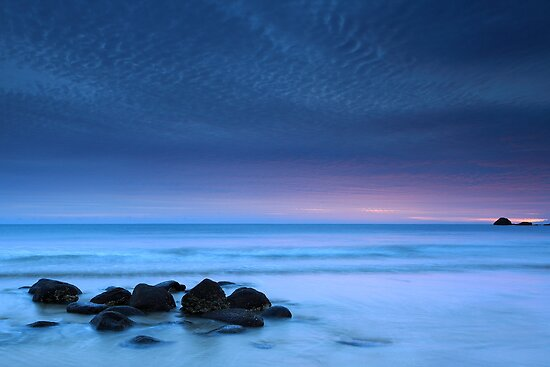 blue dawn..... by David Murphy
