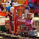 Camden Show 2010 Train Fun by Sharon Robertson