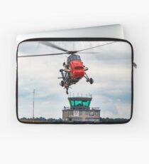 Wessex over the Tower Laptop Sleeve