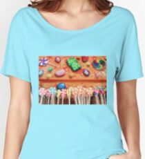 Candy Shop Women's Relaxed Fit T-Shirt