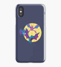 Zubat, Golbat, and Crobat iPhone Case