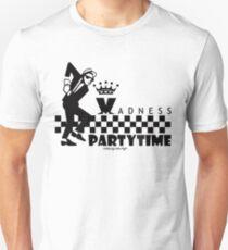 Camiseta unisex MADNESS PARTYTIME