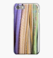 Oxford Street Scarves iPhone Case/Skin