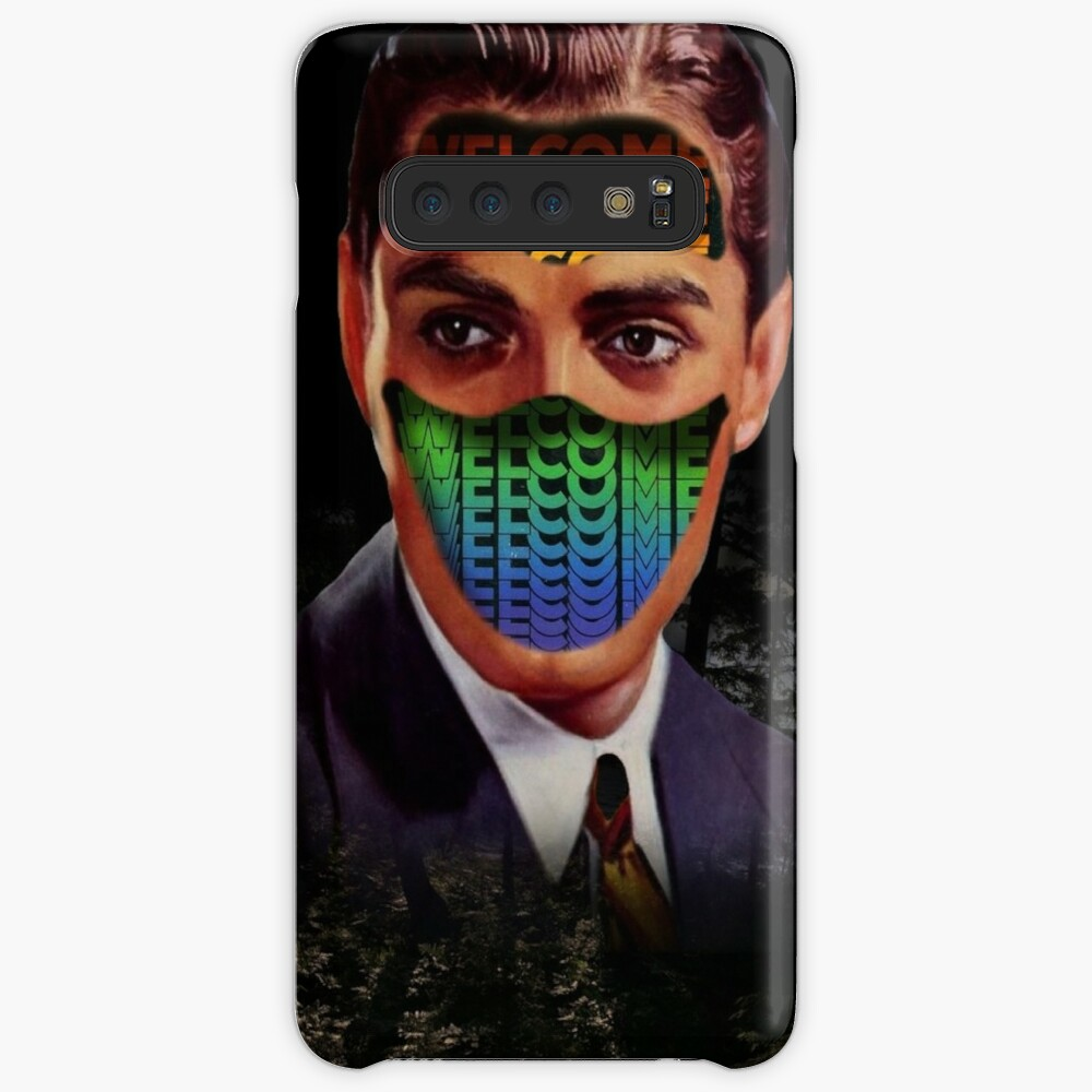 The happiness you bring Samsung Galaxy Snap Case
