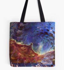 Bridge to the Void 2 (Eagle Nebula) Tote Bag