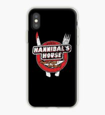Hannibal's House (white) iPhone Case