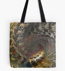 Bridge to the Void 3 (Spiral to Nowhere) Tote Bag
