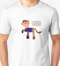 Nathan pony fillion T-Shirt