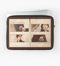 Pride and Prejudice - Hands Laptop Sleeve