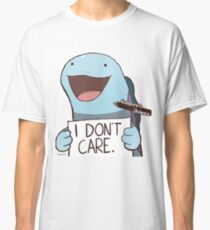 Quagsire's Unaware Activated Classic T-Shirt