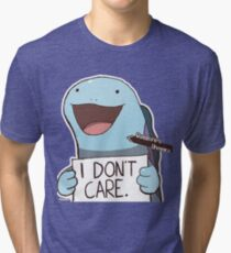 Quagsire's Unaware Activated Tri-blend T-Shirt
