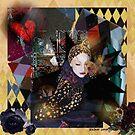 Harlequin Tears by Raine333