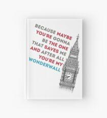 Wonderwall Hardcover Journal