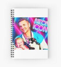 Riff Raff Spiral Notebook