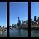 A Triptych in Melbourne by Larry Lingard-Davis
