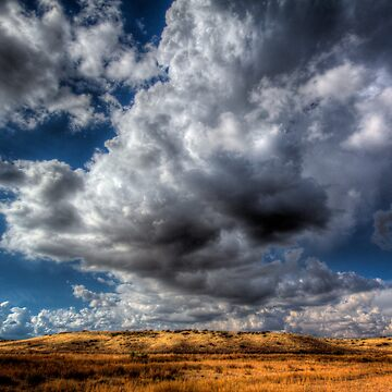 Clouds by boblarsonphoto