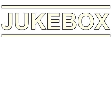 Jukebox by matanga