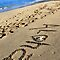 Writing on the Sand Challenge .... Quick Challenge.... *All welcome*