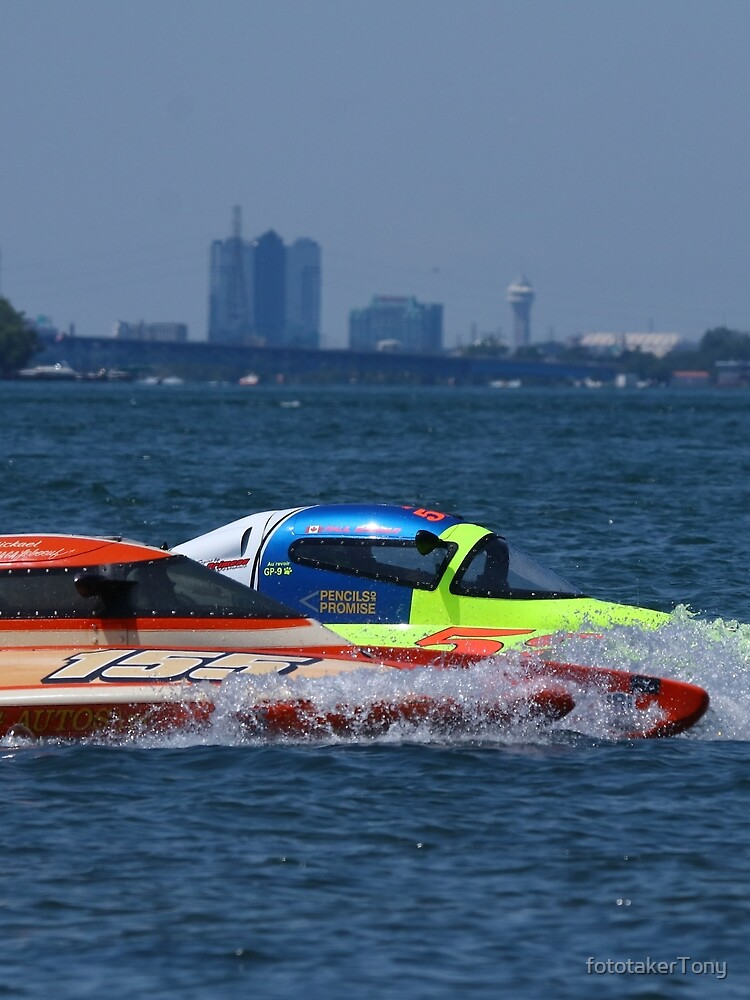 Thunder on the Niagara Hydroplane Boat Racing by fototakerTony