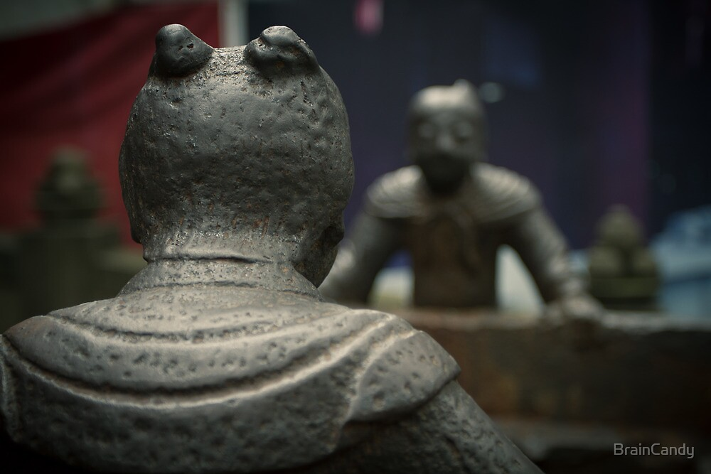 iron guard by BrainCandy
