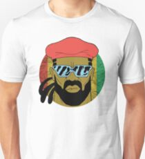 """Major Lazer"" - Circle Graphic  T-Shirt"