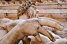 Statue of Tiberinus, Rome by David Carton
