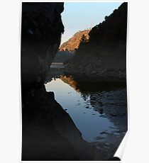 valley. himachal pradesh, northern india Poster