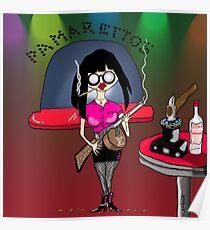 Pam-Pam La Rue Poster