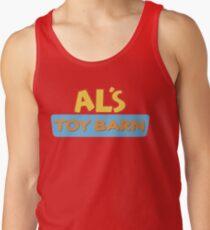Al's Toy Barn Tank Top
