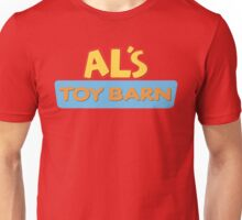 Al's Toy Barn Unisex T-Shirt