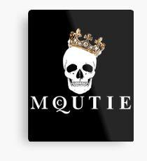 Such a McQUTIE! Metal Print
