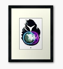 Echoes Framed Print