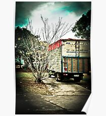 Happy Movers Poster