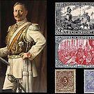 Kaiser Wilhelm II Era.. postal images by edsimoneit