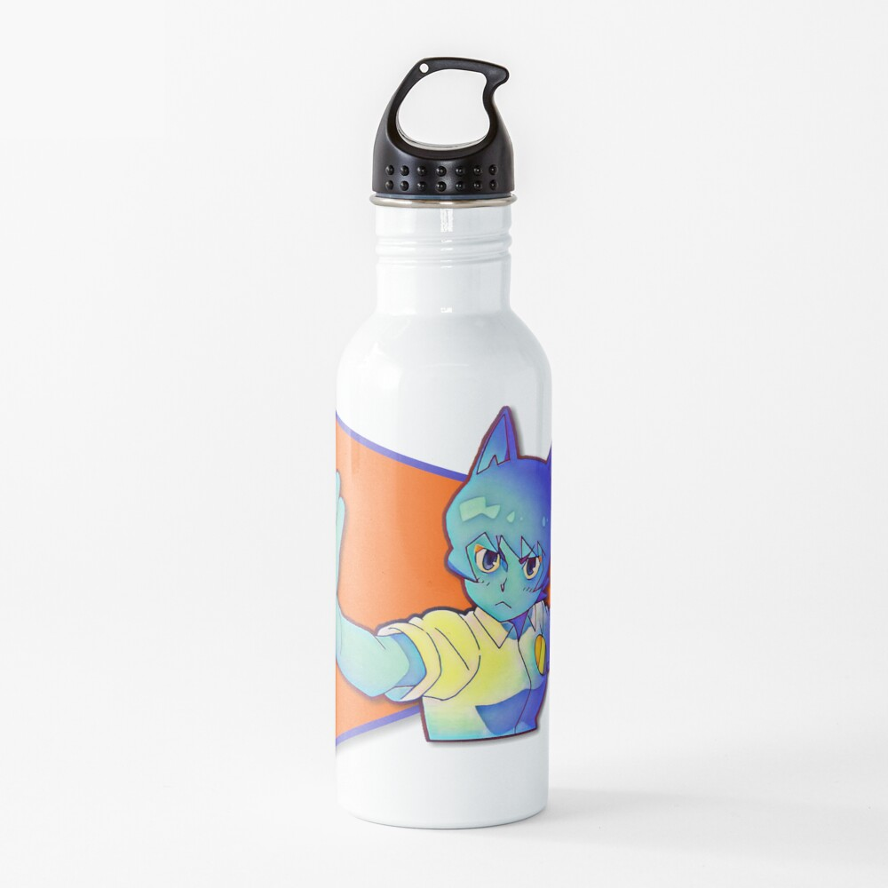 Anime Nicole Watterson Amazing world of Gumball Water Bottle