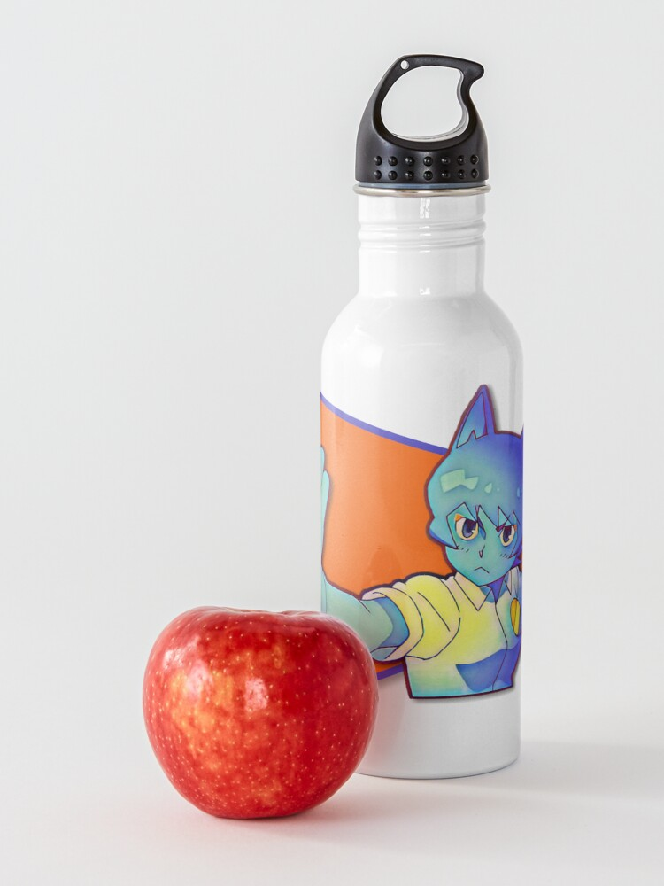 Alternate view of Anime Nicole Watterson Amazing world of Gumball Water Bottle