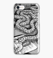 Junji Ito – Gramps iPhone Case/Skin