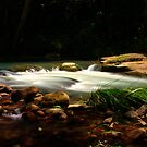 Mountain Stream by Kym Howard