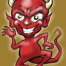 Little Devil by Kevin Middleton