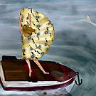 I am Sailing Away by Alma Lee