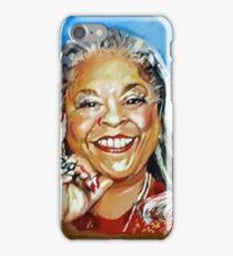 Della Reese iPhone Case/Skin