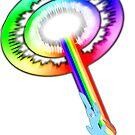 Sonic Rainboom With Rainbow Dash 2 by Nightmarespoon