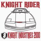 KNIGHT RIDER by Hendrie Schipper