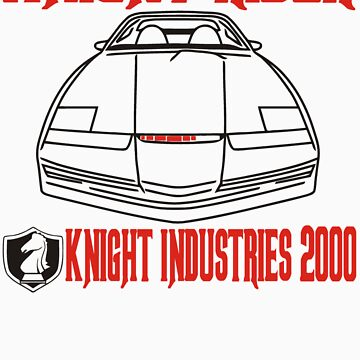 KNIGHT RIDER by nobugs